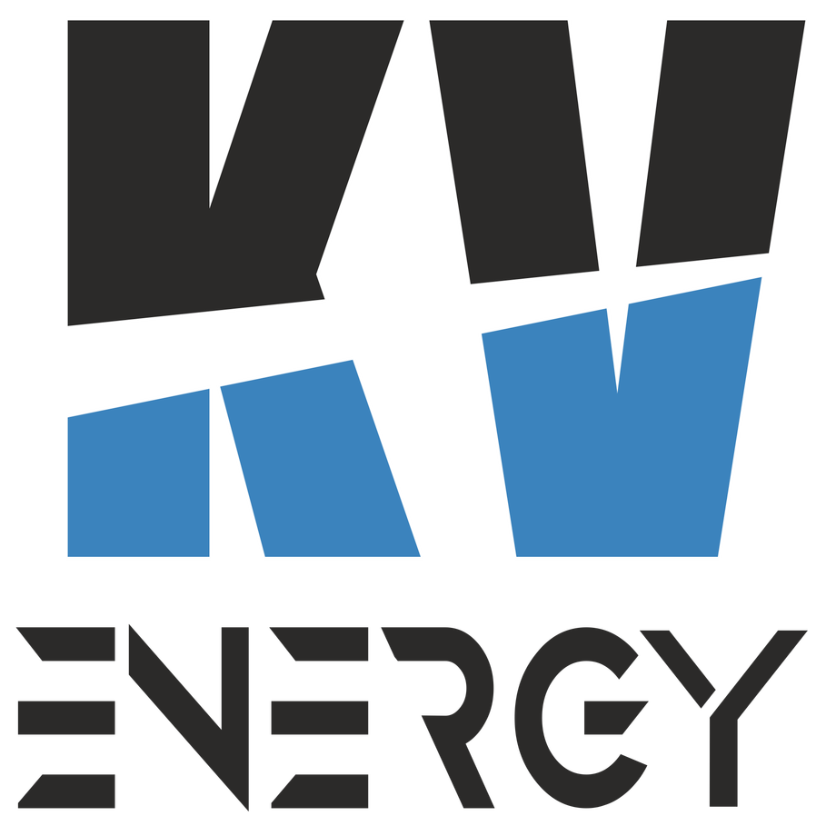 Логотип компании KV-Energy